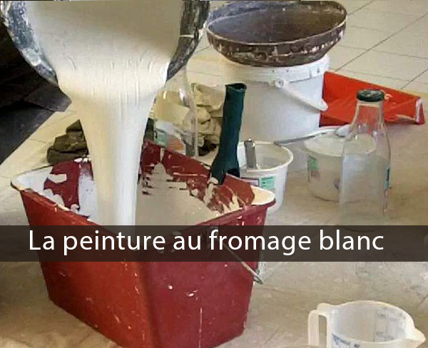 Peinture Au Fromage